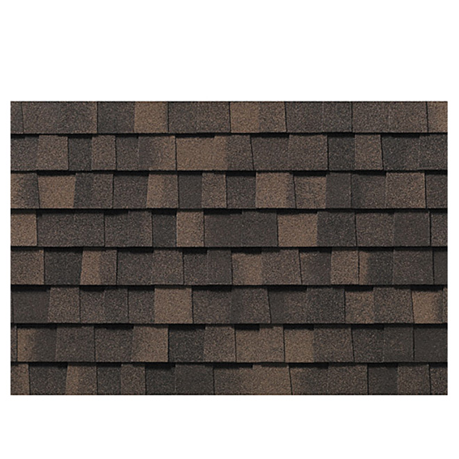 """Everest 42"" Roofing Shingle - Autumn Brown"