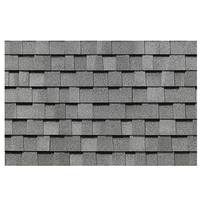 """Everest 42"" Roofing Shingle - Silver Grey"
