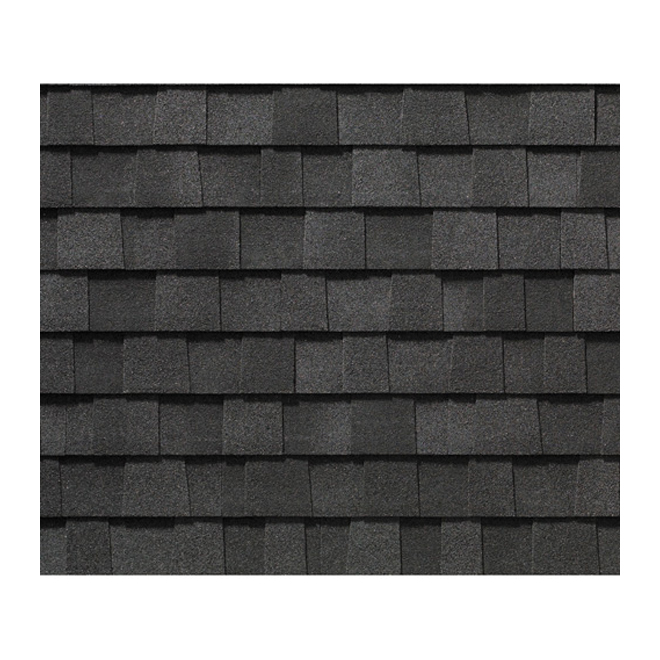 Quot Everest 42 Quot Roofing Shingle Shadow Black Rona