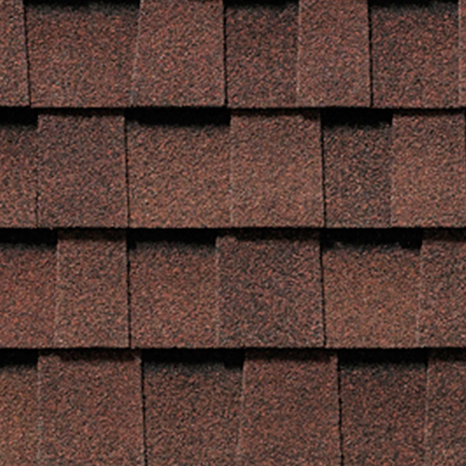 """Mystique"" Roofing Shingle"
