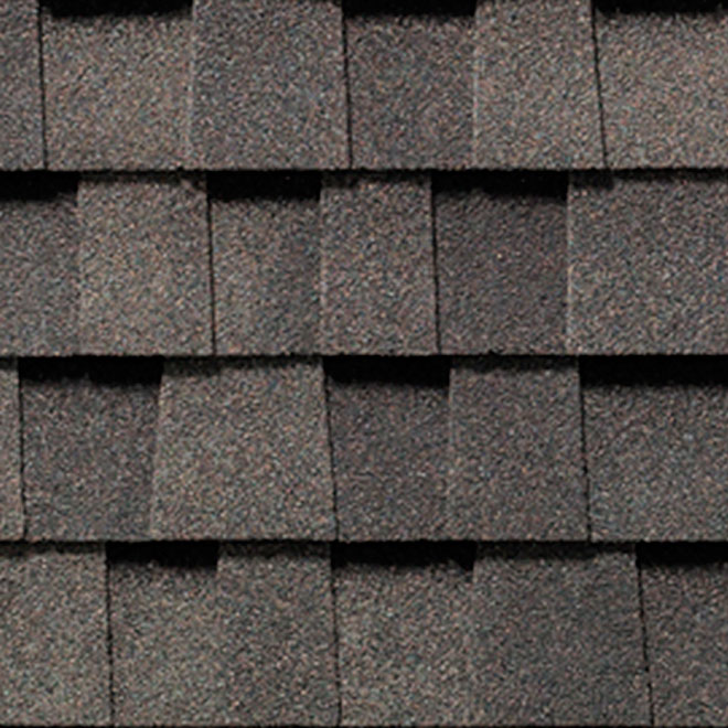 """Mystique 42"" Roofing Shingle - Antique Wood"