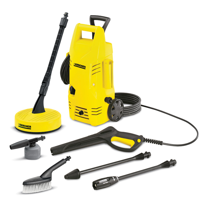 Karcher 1600 PSI Electric Pressure Washer 1.25 gpm