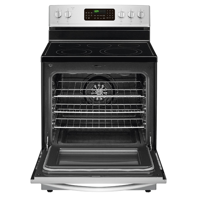 Freestanding Electric Convection Range - 5.8 cu. ft.