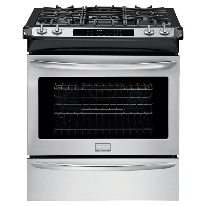 Slide-In Gas Convection Range - 4.5 cu. ft.