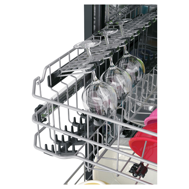 "24"" Built-in Steel Tall Tub Dishwasher - Stainless"