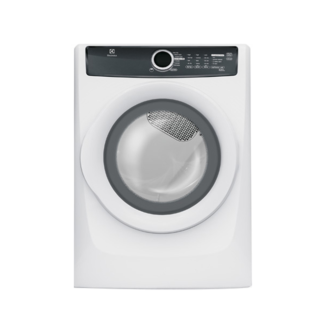 Energy Star Electric Steam Dryer - 8 cu. ft.