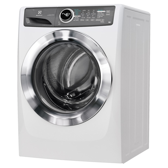 Laveuse avec fonction Perfect Steam(MC), 5,1 pi³, blanc