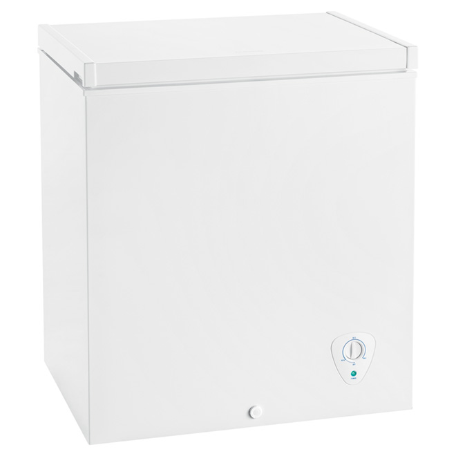 Chest Freezer with Manual Defrost 5 cu. ft. - White
