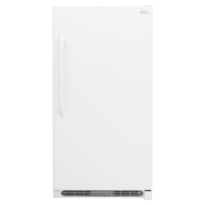 Upright Freezer with Manual Defrost 17 cu. ft. - White