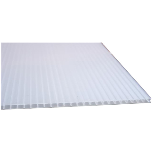 "Hi-Core(R) Corrugated Sheet - 48"" x 96"" - White"