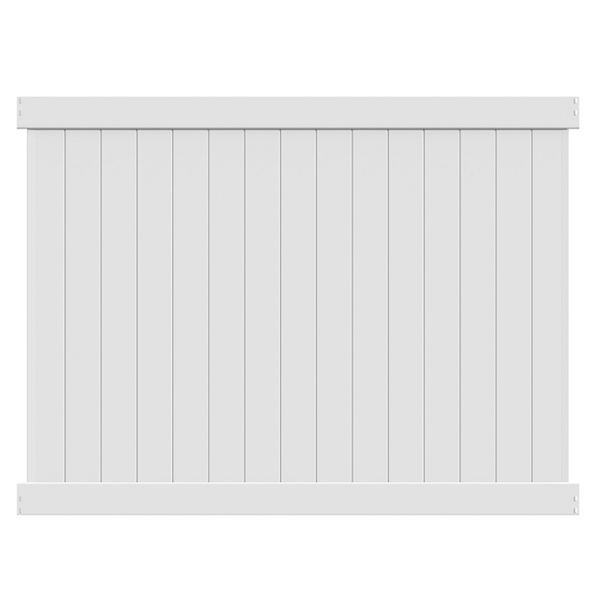 fence 6 x 8 39 privacy lawson fence rona. Black Bedroom Furniture Sets. Home Design Ideas