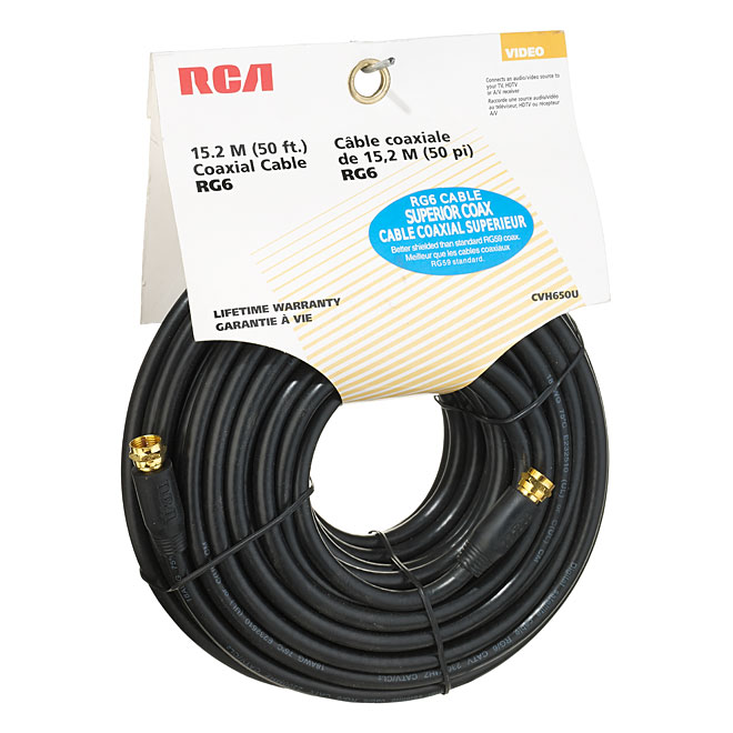 RG6 Superior Coaxial Cable