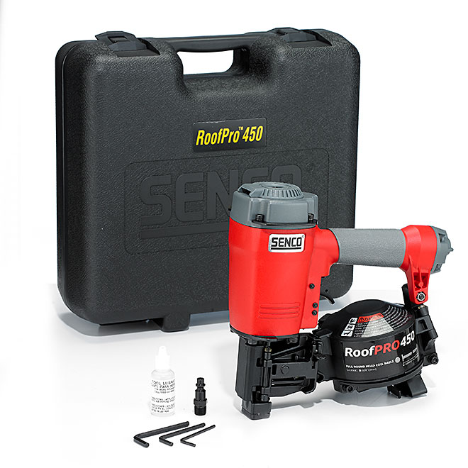 1-3/4 in Roofing nailer