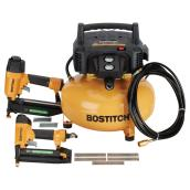 2-Piece Nailer and Compressor Combo Kit