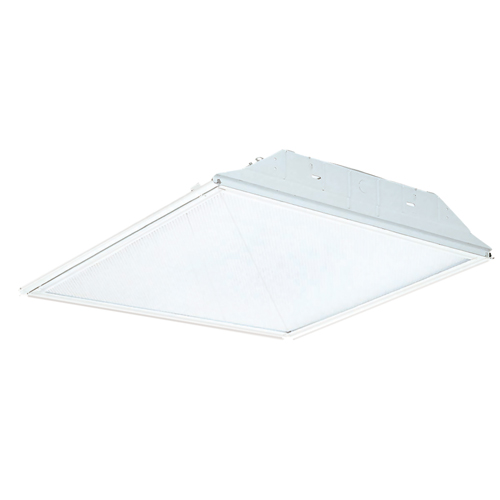 4-In. Recessed Fluorescent Fixture