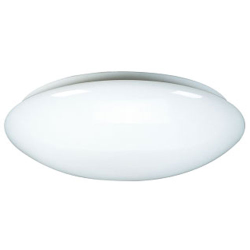 2-Light Round Ceiling Fixture
