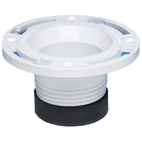 Flange floor       white