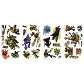 Peel and Stick Wall Decals - Teenage Mutant Ninja Turtles