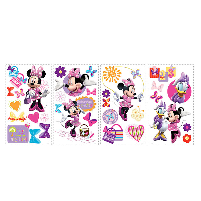 Appliqu mural autocollant mickey et ses amis rona for Climatiseur mural rona