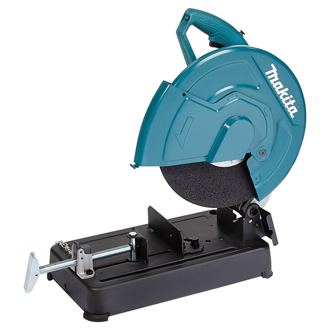 "Cut-Off Saw - 14"" - Metal - Teal"