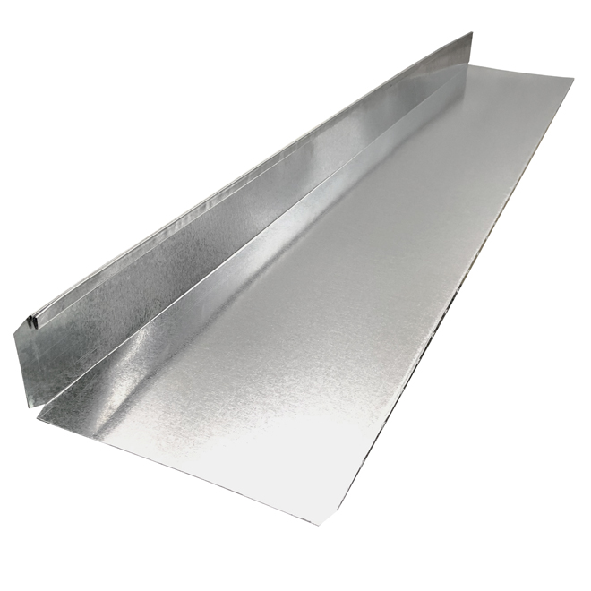 Vent Duct Size : Half stack duct for range hood rona
