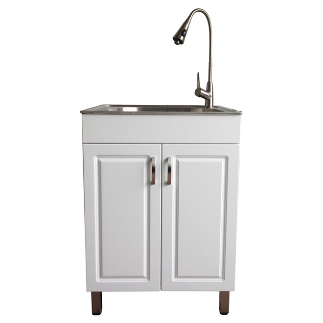 Laundry Sink With Cabinet Rona