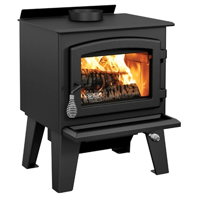 Eldorado HighEfficiency Wood Stove  1500 sq ft  RONA
