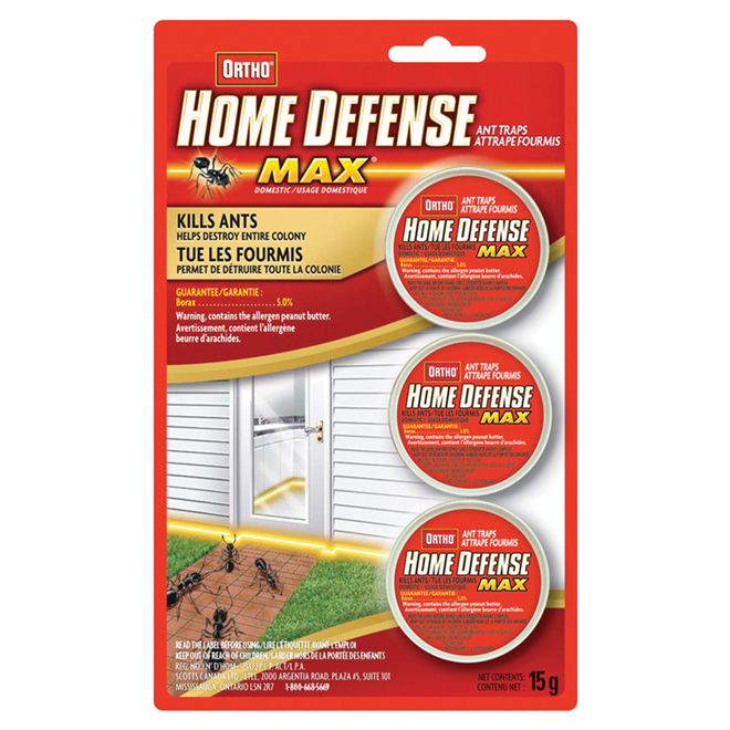 """Home defense"" Ant traps"