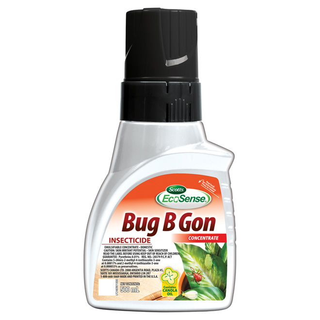 "Insecticide - Concentrate ""Bug-B-Gon"" 500 mL"