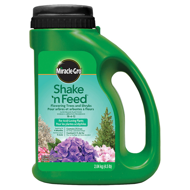 """Shake N' Feed"" Fertilizer"