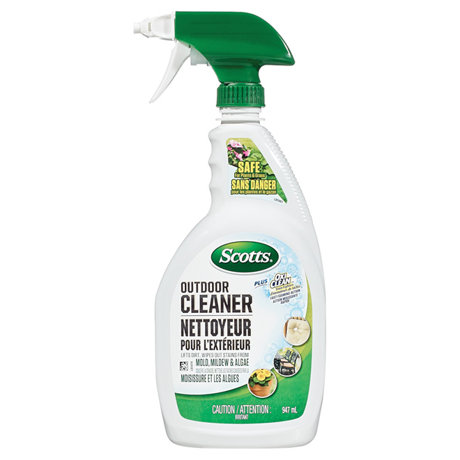 """Scotts Plus OxiClean"" Outdoor Cleaner - 947 mL"