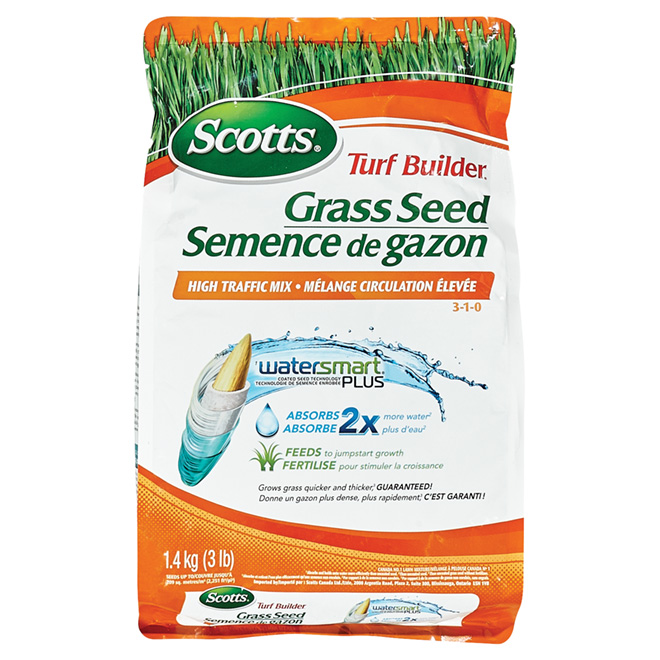 High Traffic Grass Seed - 1.4 kg