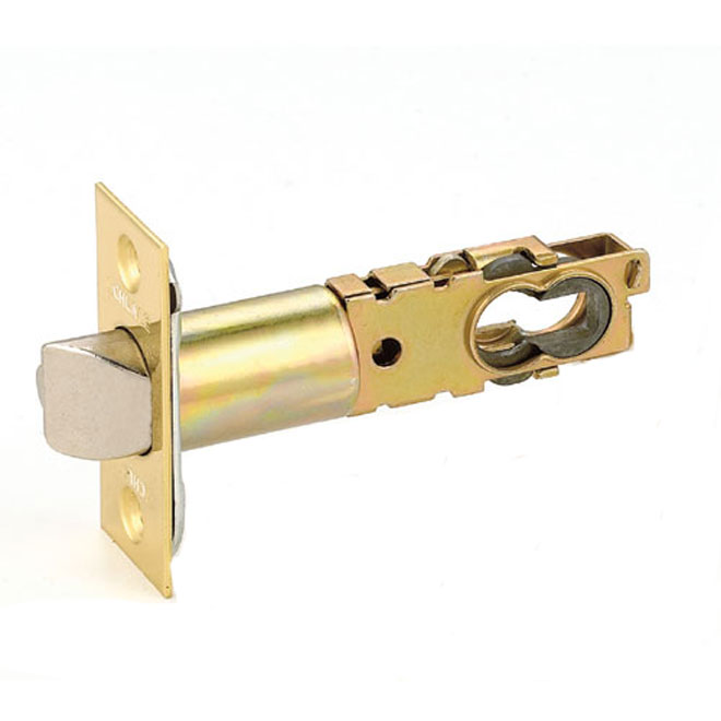 Replacement latch for exterior door rona for Exterior door components