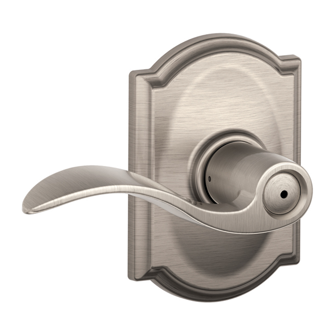 """Accent Deco"" privacy lever"