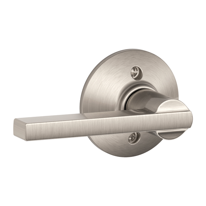 Latitude Decorative Fixed Interior Door Lever
