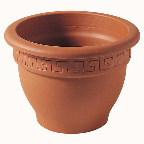 Bell Pot 12.4 in. Terra Cotta