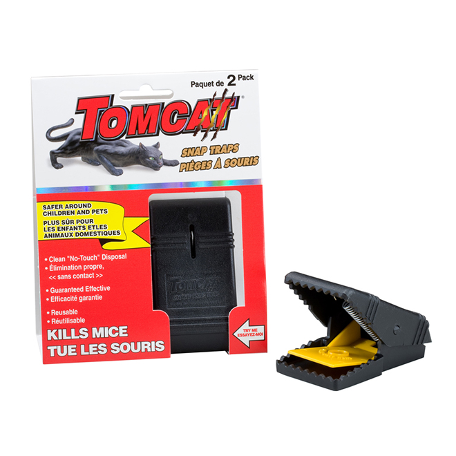 """Tomcat"" Mouse Snap Traps"