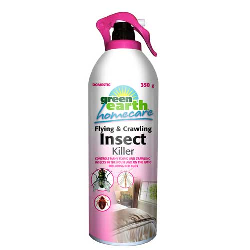 Fly and Crawling Insect Killer 350 g