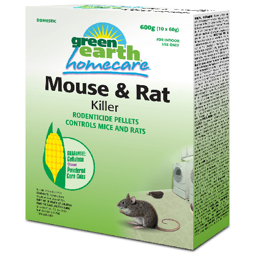 Rodenticide Pellets