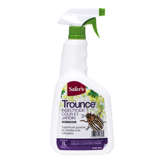 Insecticide liquide «Tronce» 1L