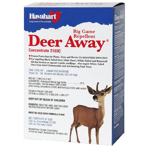 Concentrated Deer Repellent