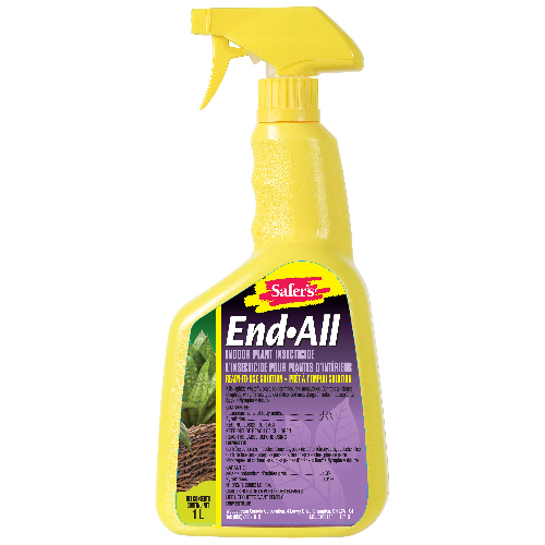 """End-All"" Indoor Plant Insecticide"