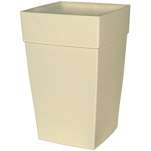 """Harmony"" Elongated Planter - Cream"