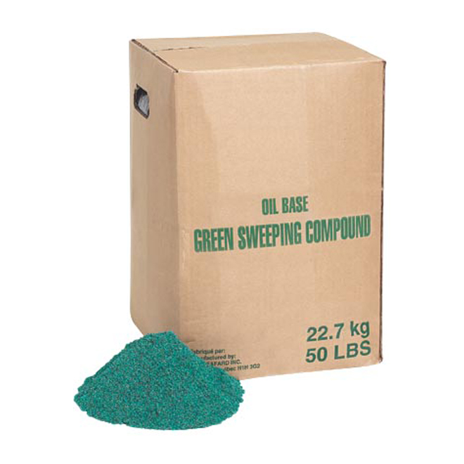 Sweeping Compound Rona