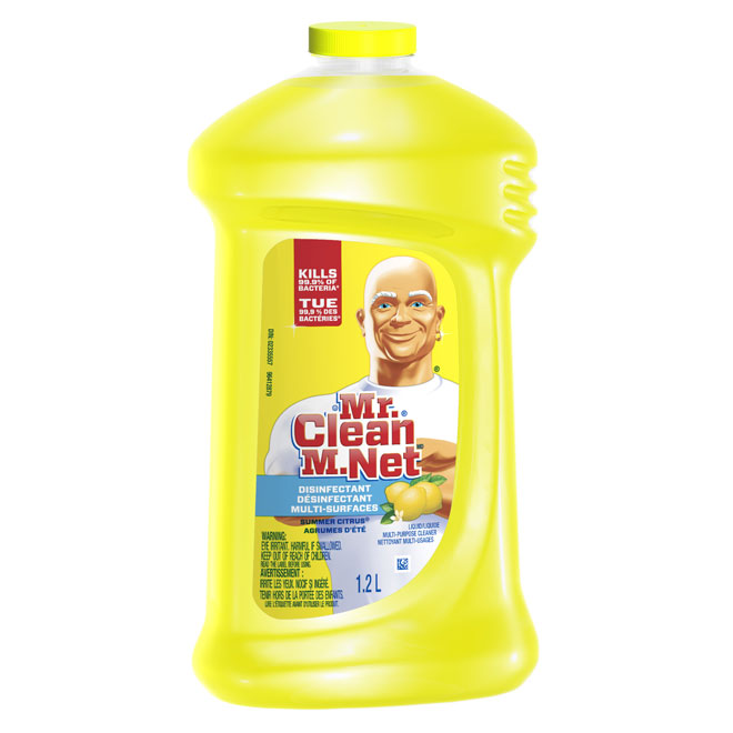 """Mr.Clean"" cleaner"