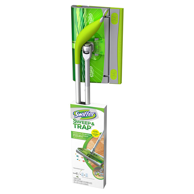 """Swiffer Sweep"" and Trap Starter Kit"