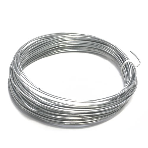 Chain-Link Fence Bottom Wire  - 100'