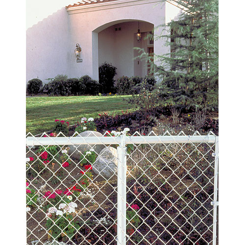 Galvanized Chain Link Fence Gate 48 Quot X 40 Quot Rona