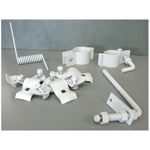 Self Closing Pool Gate Hanging Kit White Rona