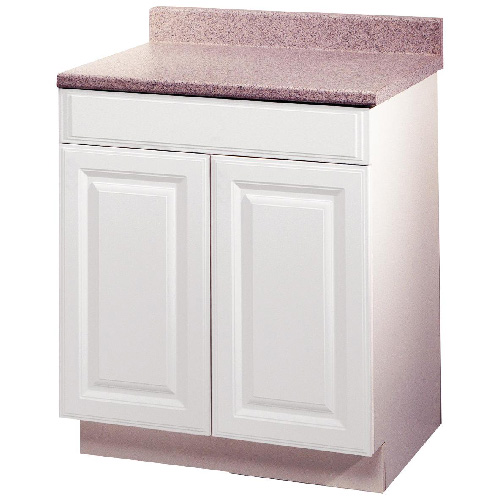 """Marquis"" 2 doors and 1 drawer Cabinet"